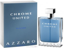 Chrome United Masculino Eau de Toilette 100ml