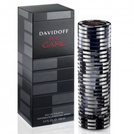 Davidoff The Game Masculino Eau de Toilette 100ml