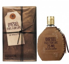 Diesel Fuel For Life Masculino Eau de Toilette 125ml