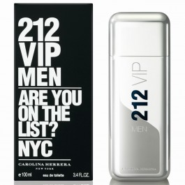 212 Vip Men Masculino Eau de Toilette 100ml