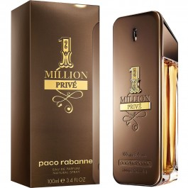 One Million Privé Masculino Eau de Parfum 100ml